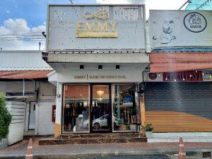 ป้ายหน้าร้าน EMMY